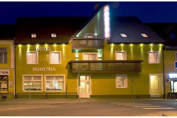 Rodinný Bohemia Hotel foto 1