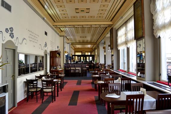 hotel Praha - restaurace