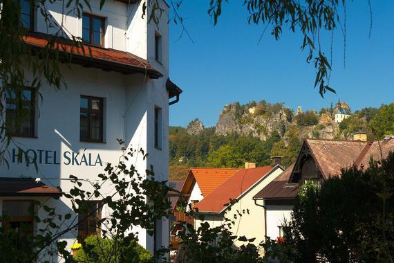 Hotel Skála foto 5