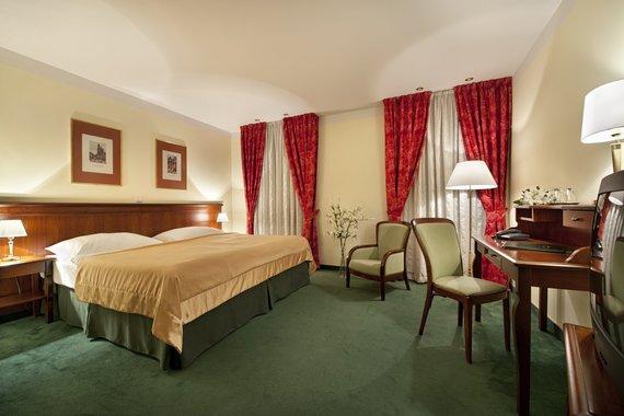 Hotel Jelení Dvůr foto 4