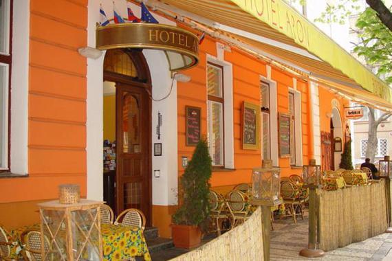 Letní restaurace