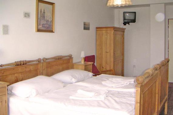 Hotel TJ Chodov Praha foto 2