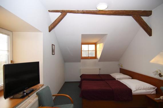 Hotel Čertousy foto 3