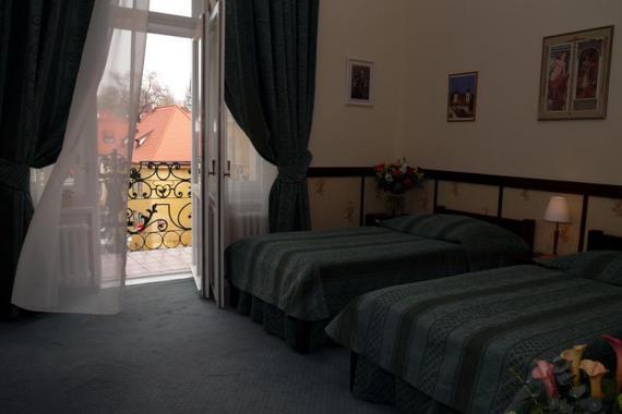 Hotel Haštal Prague Old Town foto 3