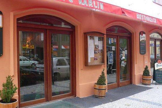 Hotel Karlín foto 1