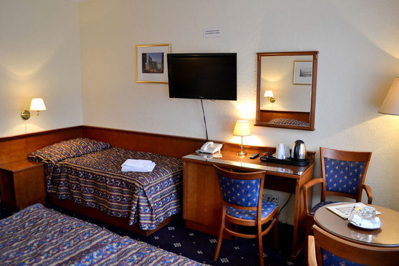 Hotel Arbes - Mepro foto 3