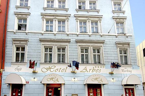 Hotel Arbes - Mepro foto 1