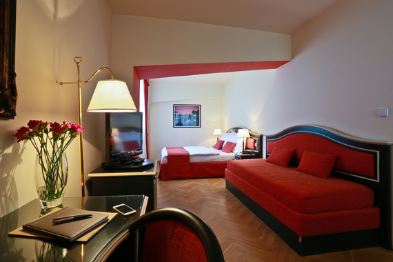 Hotel Elysee Praha foto 3