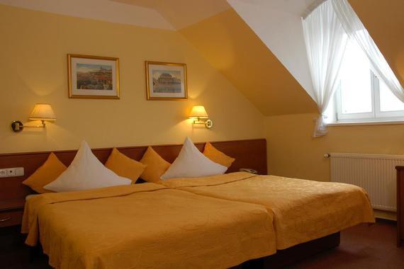 Hotel Anděl foto 5