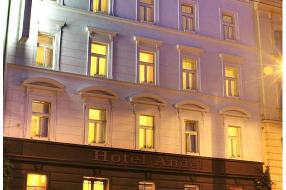 Hotel Anděl foto 2
