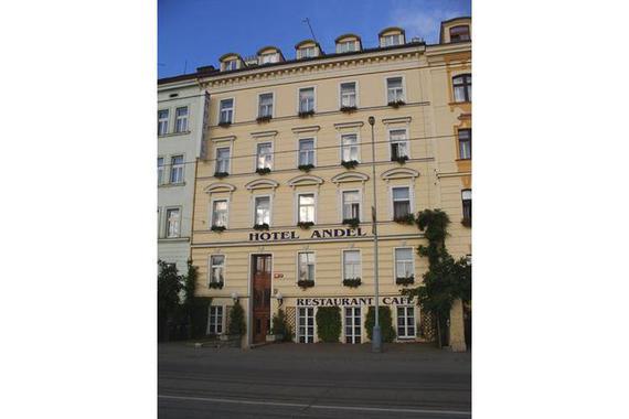 Hotel Anděl foto 1