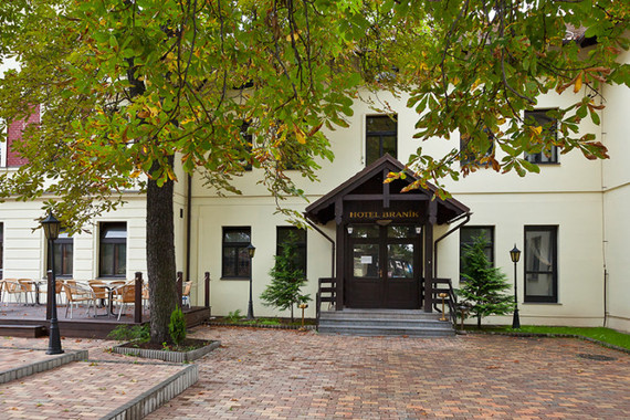 Hotel Braník foto 1