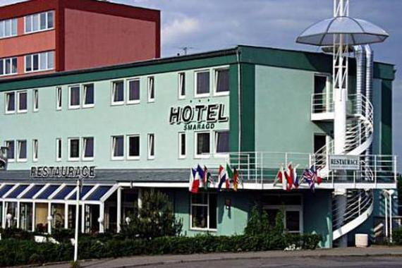 Hotel Smaragd foto 1