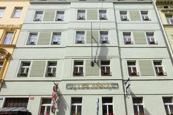 Aparthotel Lublaňka foto 1