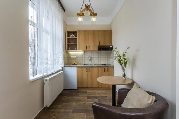 Aparthotel Lublaňka foto 2