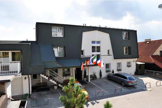 Hotel White House Praha foto 1