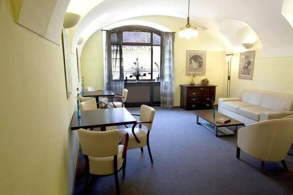 Hotel U KŘÍŽE foto 2