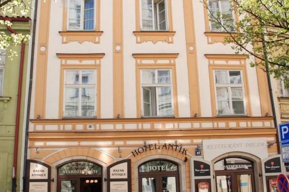 Hotel Antik foto 2