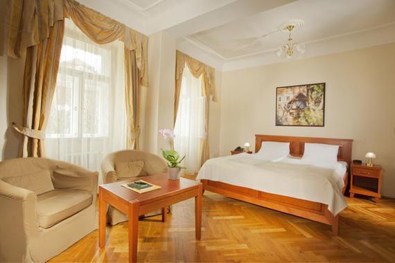 Hotel U zlatých nůžek foto 3