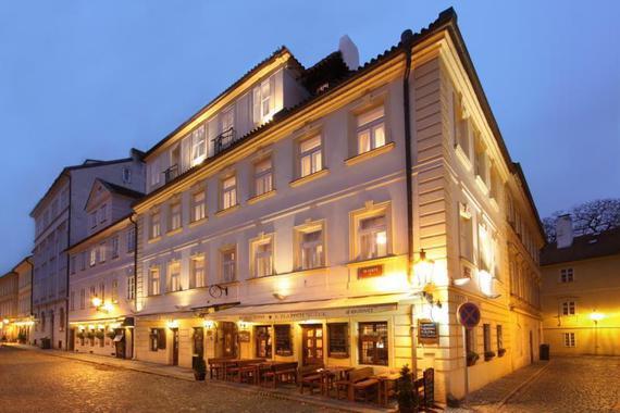 Hotel U zlatých nůžek foto 1