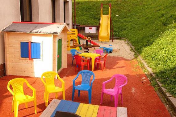 ukázka dětského hřiště