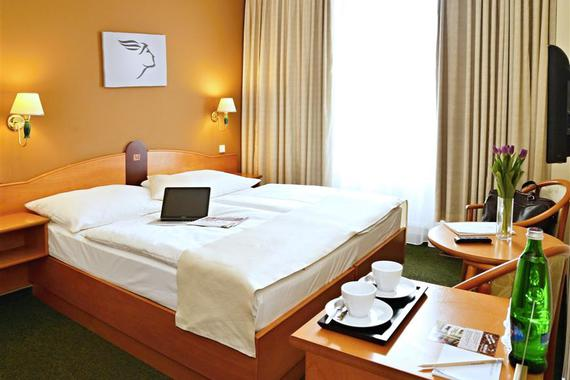 Hotel Merkur foto 3