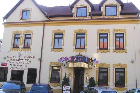 Hotel Vladař Praha foto 2