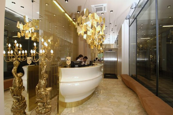 EA Hotel Rokoko foto 2