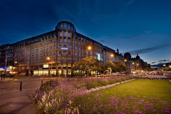 EA Hotel Rokoko foto 1