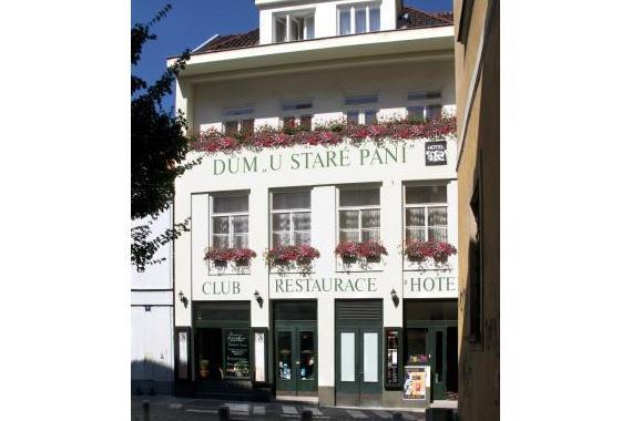 Hotel U staré paní foto 1