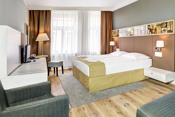 Hotel U tří korunek foto 3
