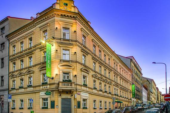 Hotel U tří korunek foto 1