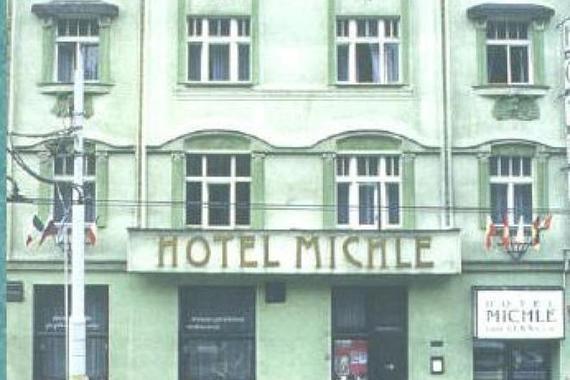 Hotel Michle foto 1