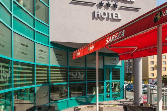 SAREZA HOTEL foto 2