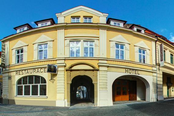 Hotel u Hradu foto 1