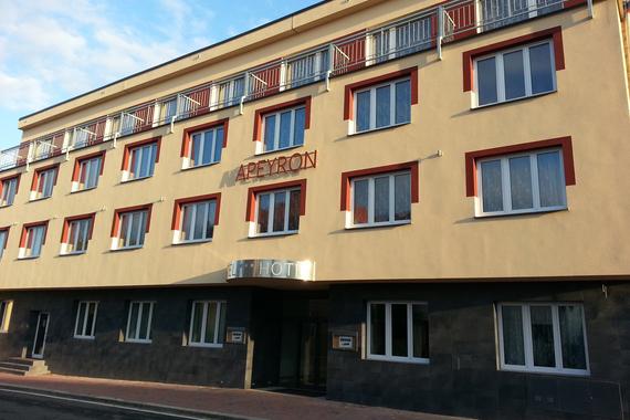 Hotel Apeyron foto 1