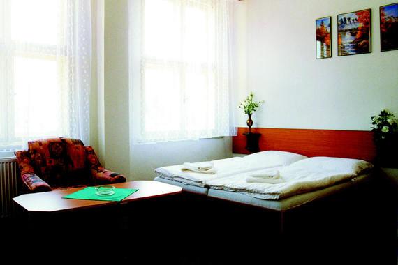 Hotel Bílá růže foto 2