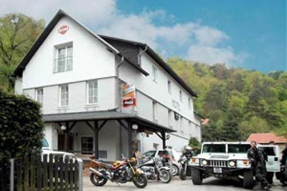 Hotel Troníček foto 1