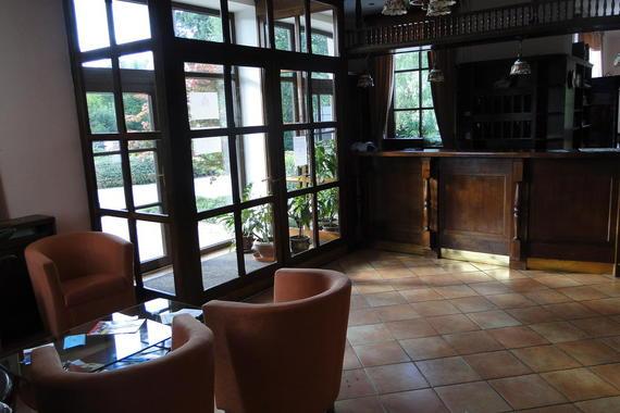 Villa Žerotín Penzion Bed & Breakfast Velké Losiny foto 7