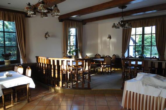 Villa Žerotín Penzion Bed & Breakfast Velké Losiny foto 8