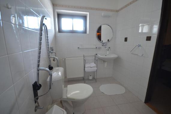 Villa Žerotín Penzion Bed & Breakfast Velké Losiny foto 11