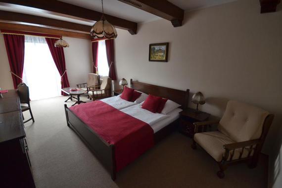 Villa Žerotín Penzion Bed & Breakfast Velké Losiny foto 15
