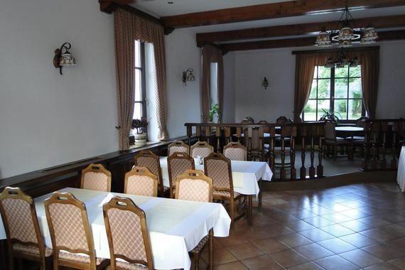 Villa Žerotín Penzion Bed & Breakfast Velké Losiny foto 19