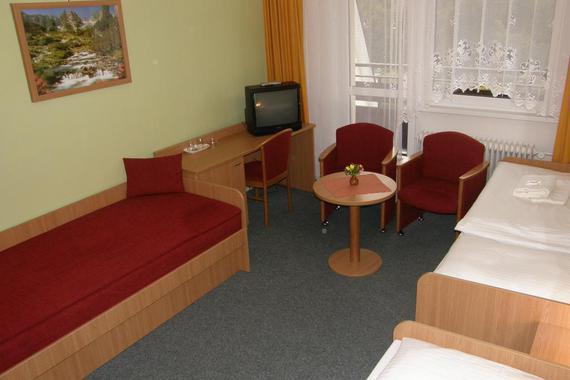 Hotel Dlouhé Stráně foto 6