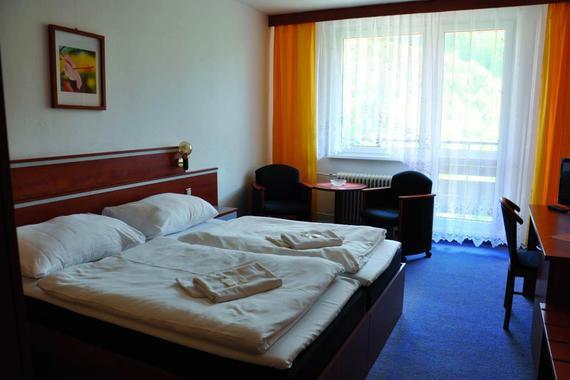 Hotel Dlouhé Stráně foto 3
