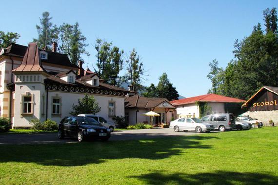 Hotel Zámeček na Čeladné foto 27