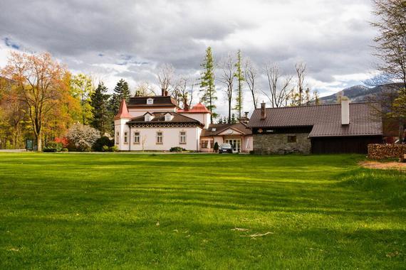 Hotel Zámeček na Čeladné foto 2