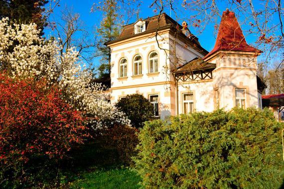 Hotel Zámeček na Čeladné foto 1