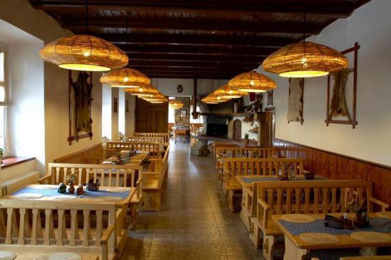 Hotelová restaurace Valašská koliba