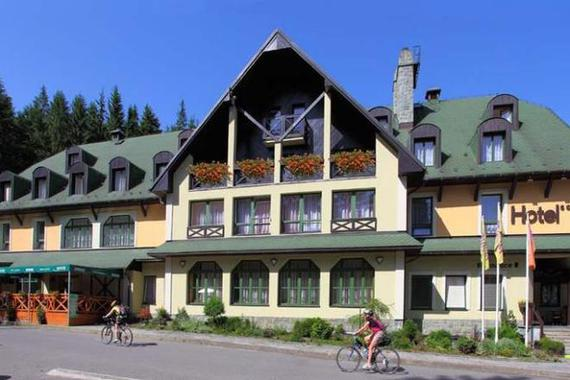 Hotel Ráztoka foto 2
